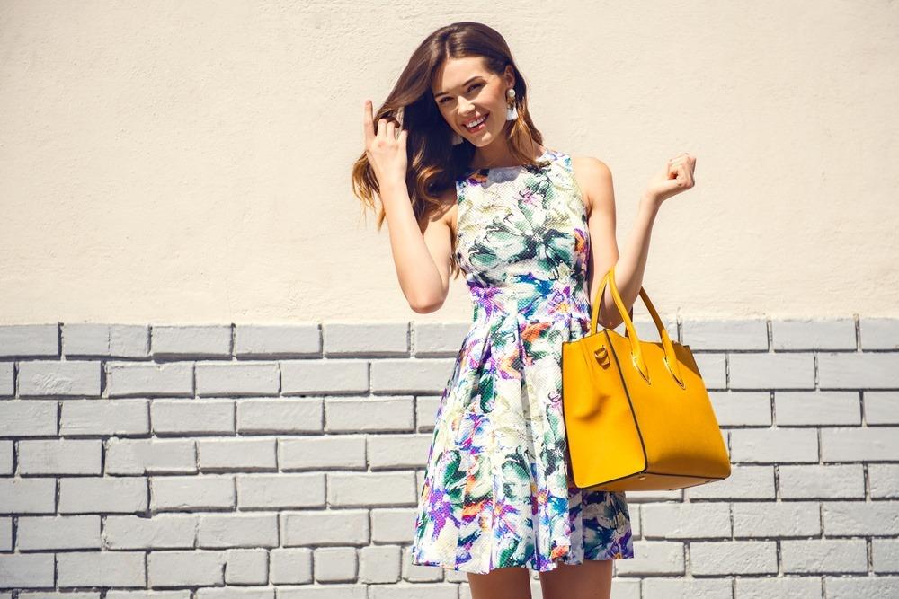como usar vestido no verão